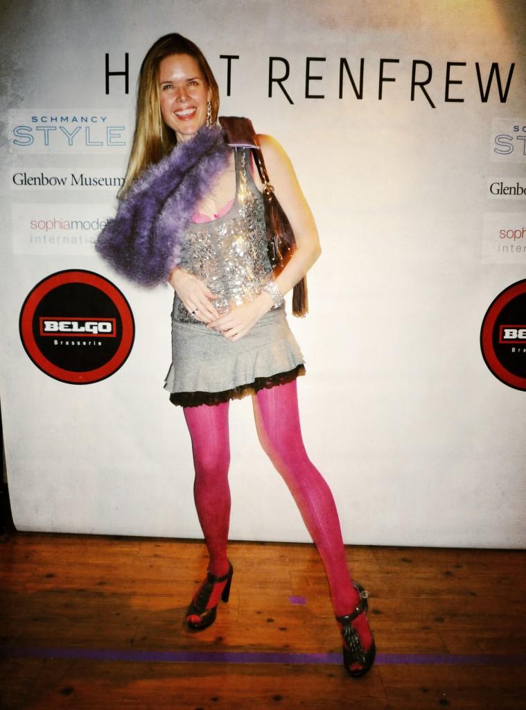 Tiffany Burns at Schmancy Style