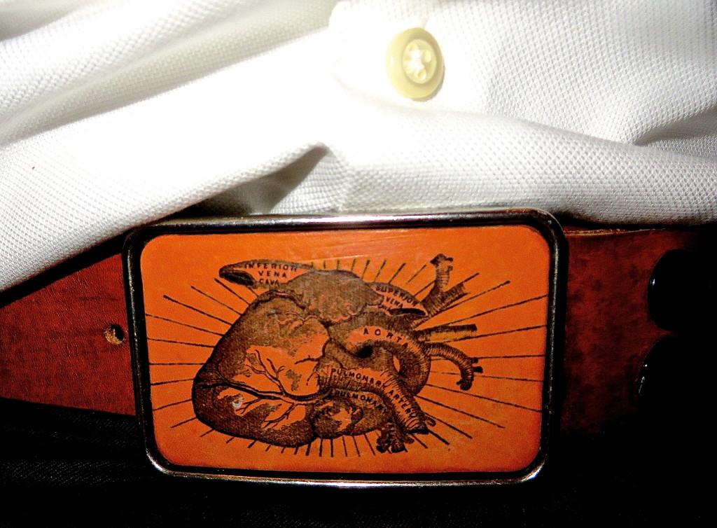 Todd Babiak's belt