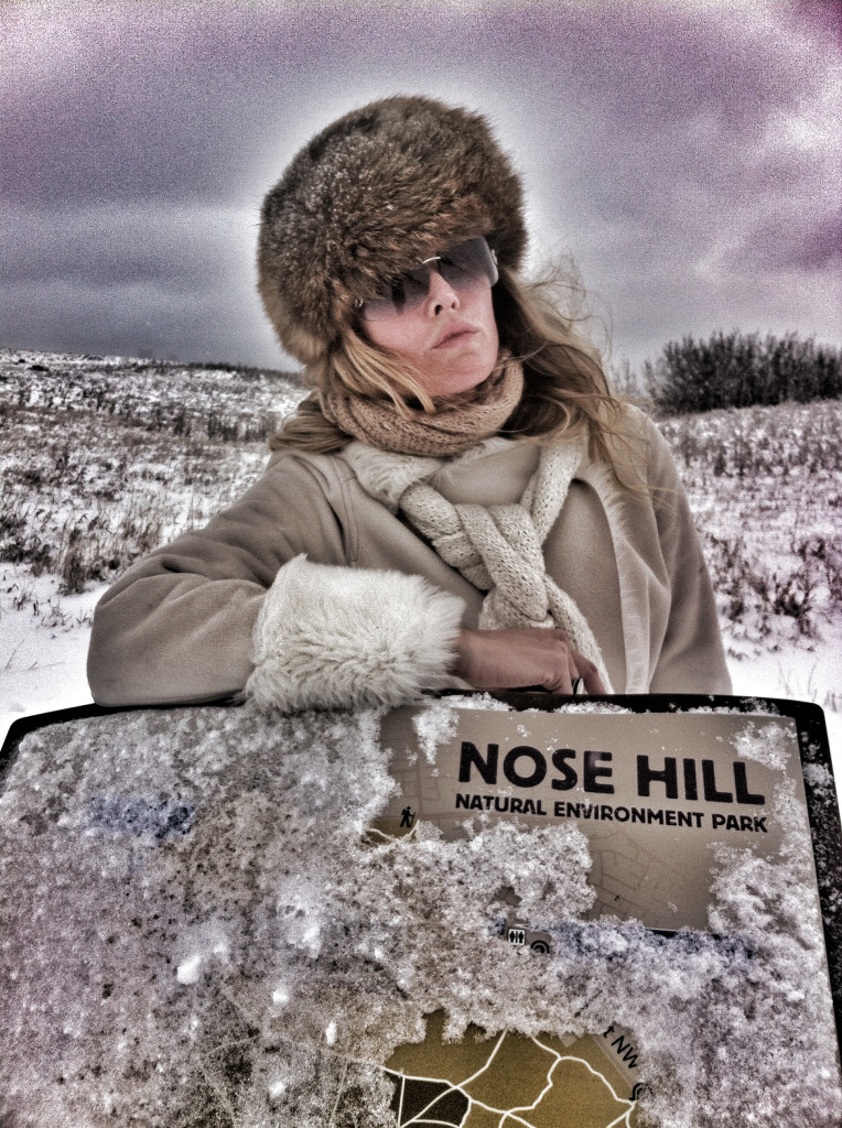 Tiffany Nose Hill