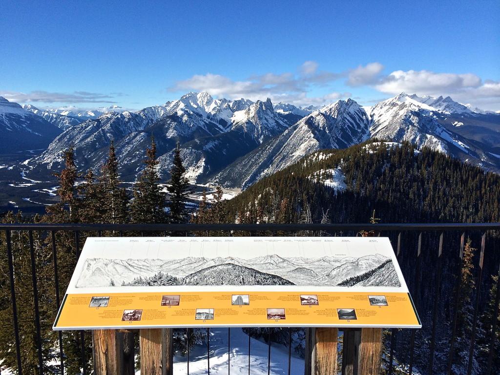 Blue Besos Banff