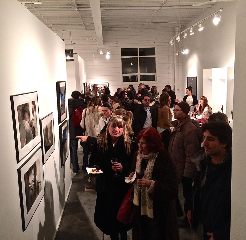 Christine Klassen Gallery Opening