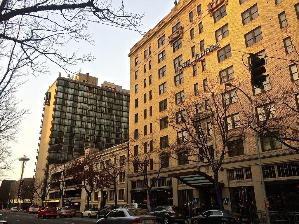 hotel andra exterior