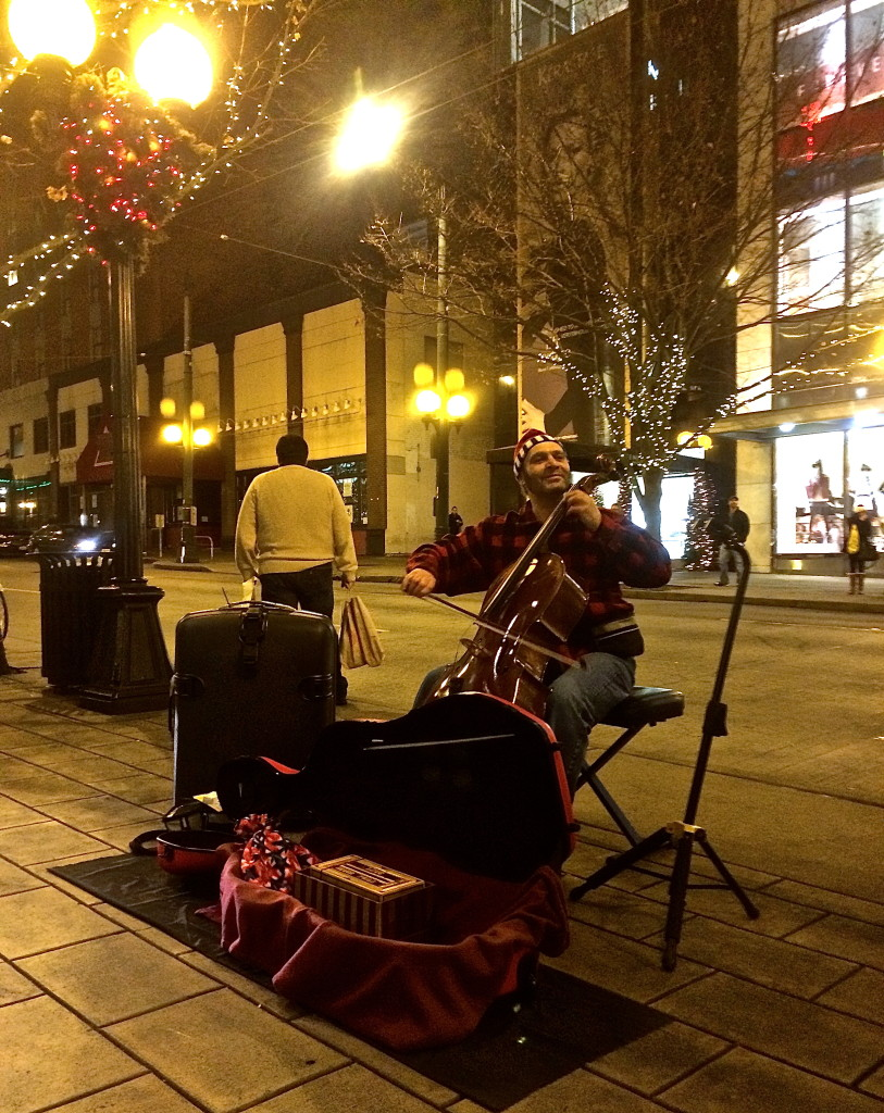 seattle cellist