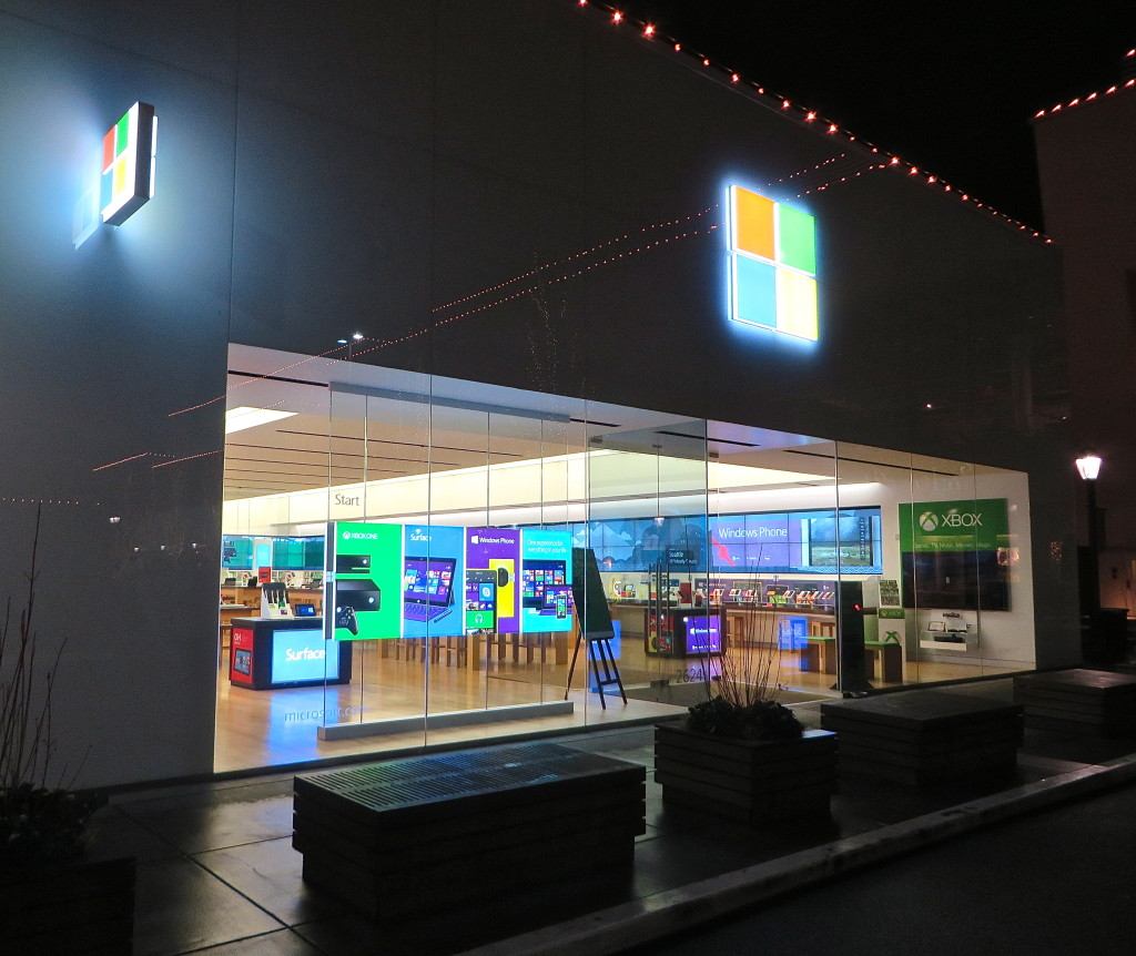 Microsoft Store Seattle University Village