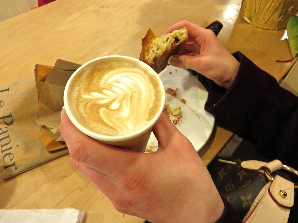 Le Panier coffee