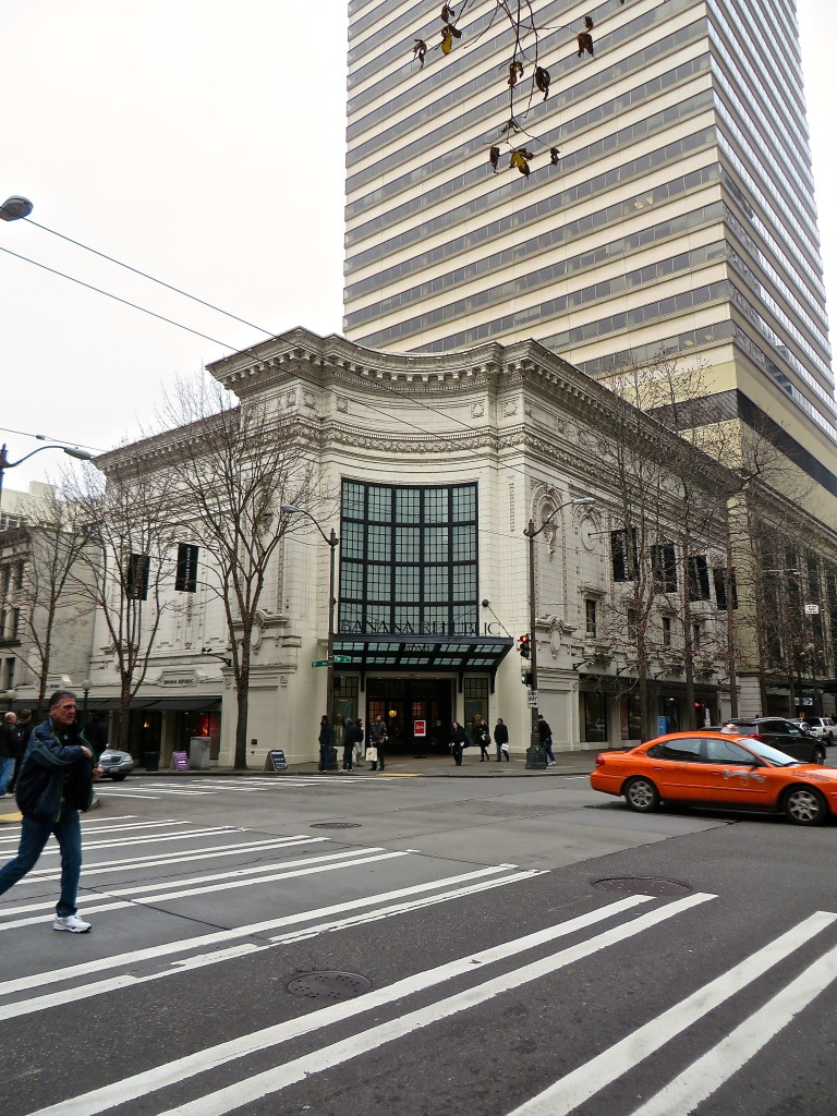 Banana Republic Converted Bank Seattle