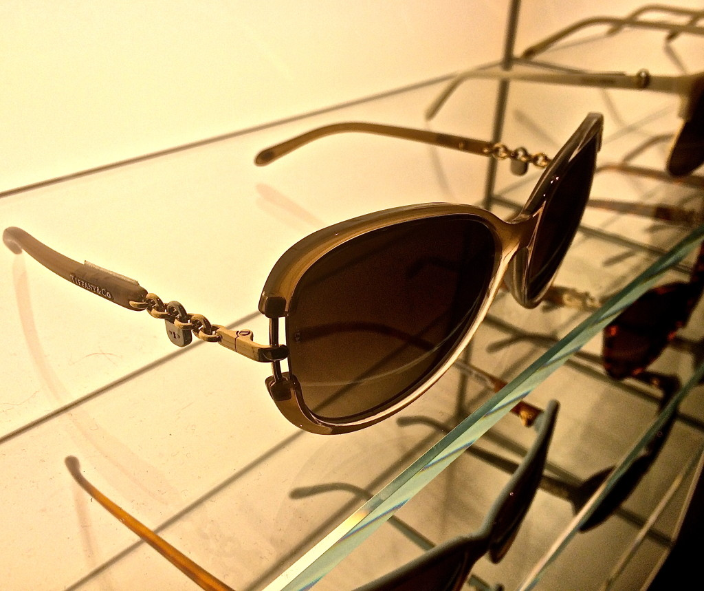 Tiffany&Co Sunglasses 2014
