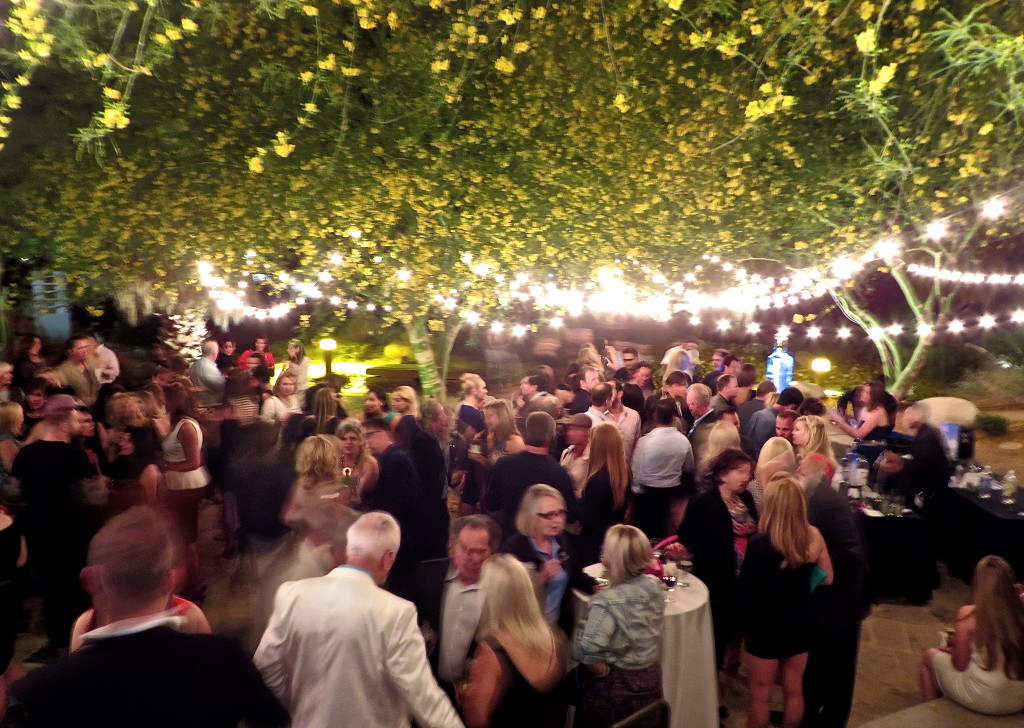 El Paseo Fashion Week After Party Palm Springs Museum