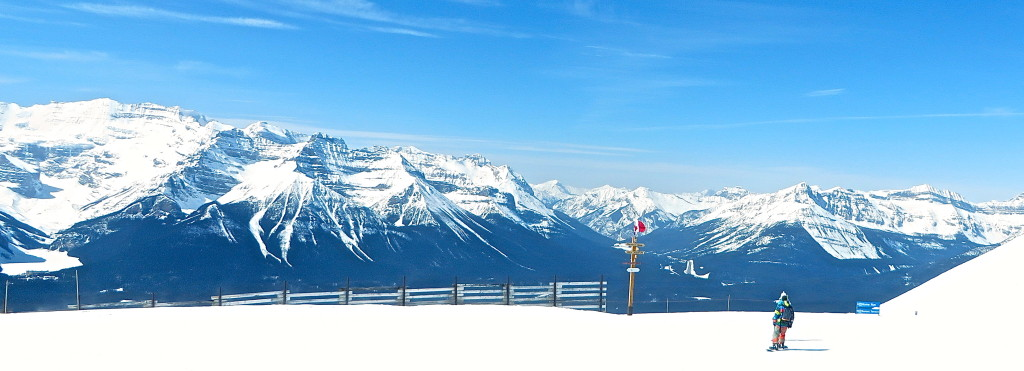 Top of the World Lake Louise