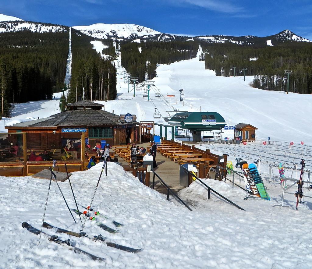 Apres Ski Lake Louise