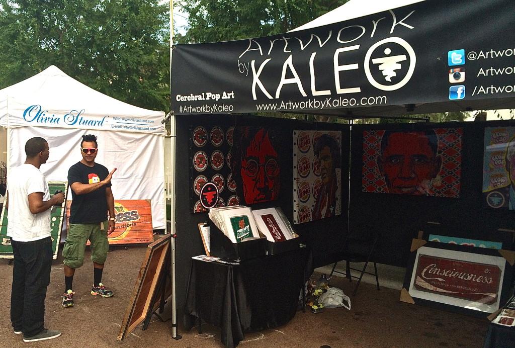 Kaleo Calabasa Fine Arts Festival