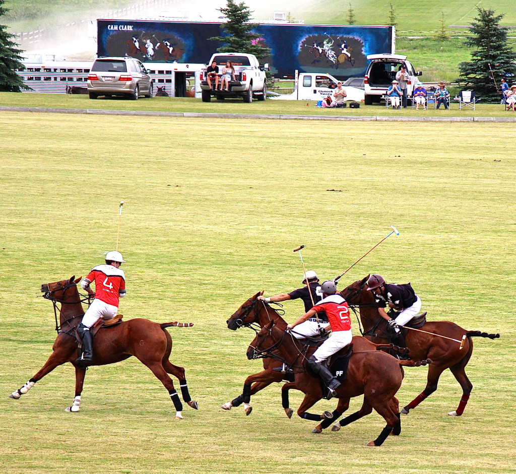 Fred Mannix Calgary Polo Club