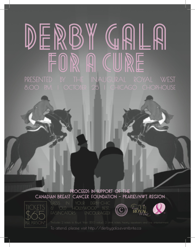 Derby Gala poster