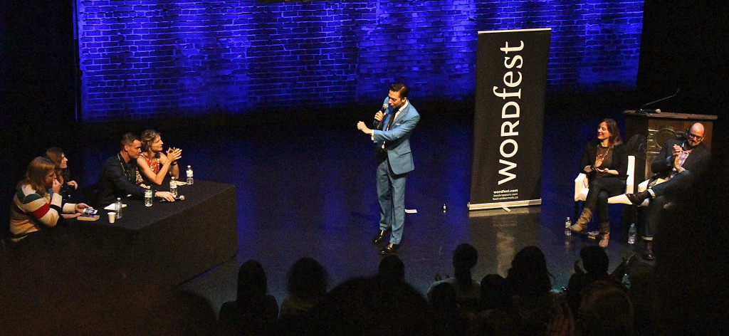 Adrian Todd Zuniga Calgary Wordfest 2014