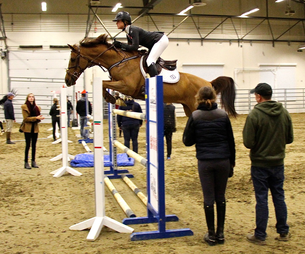 Claire Doty practice ring Royal West