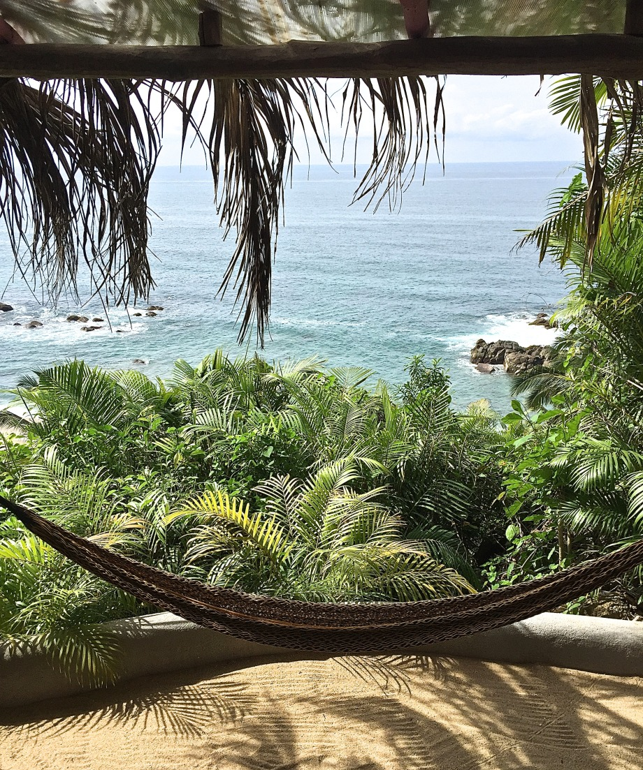 Playa Escondida Love Nest hammock