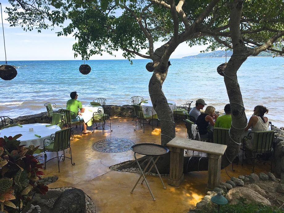 Villa Amor O restaurant