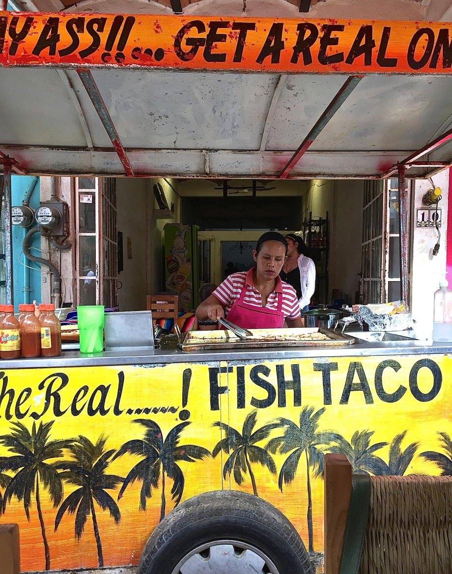 Best Fish Taco in Sayulita