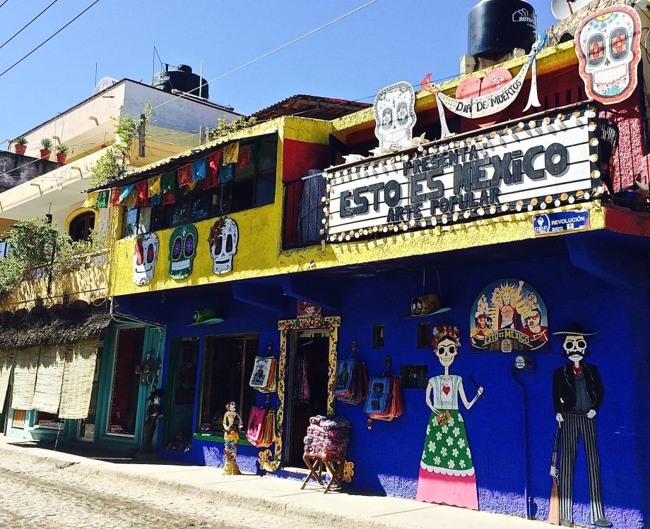 Esto es Mexico, Sayulita