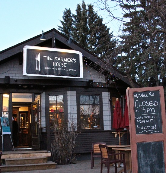 The Farmer's House in Marda Loop