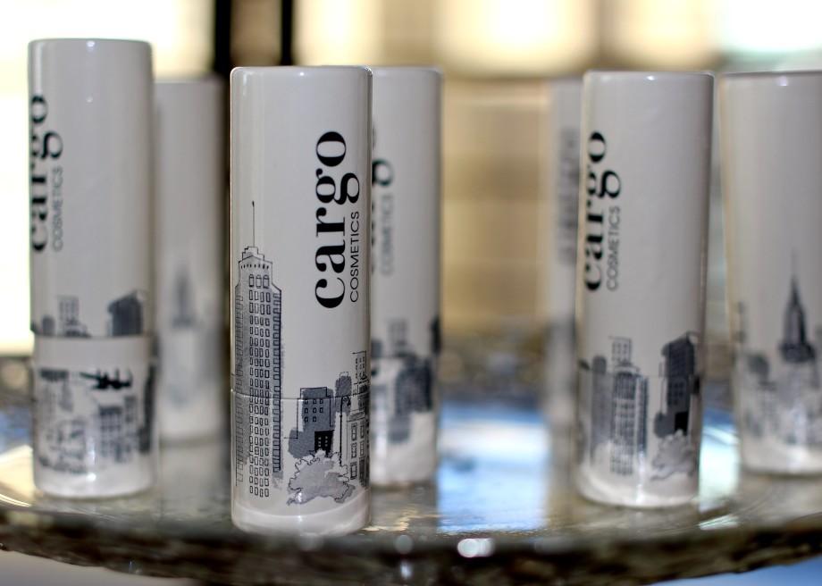 Cargo lipsticks Spring 2015