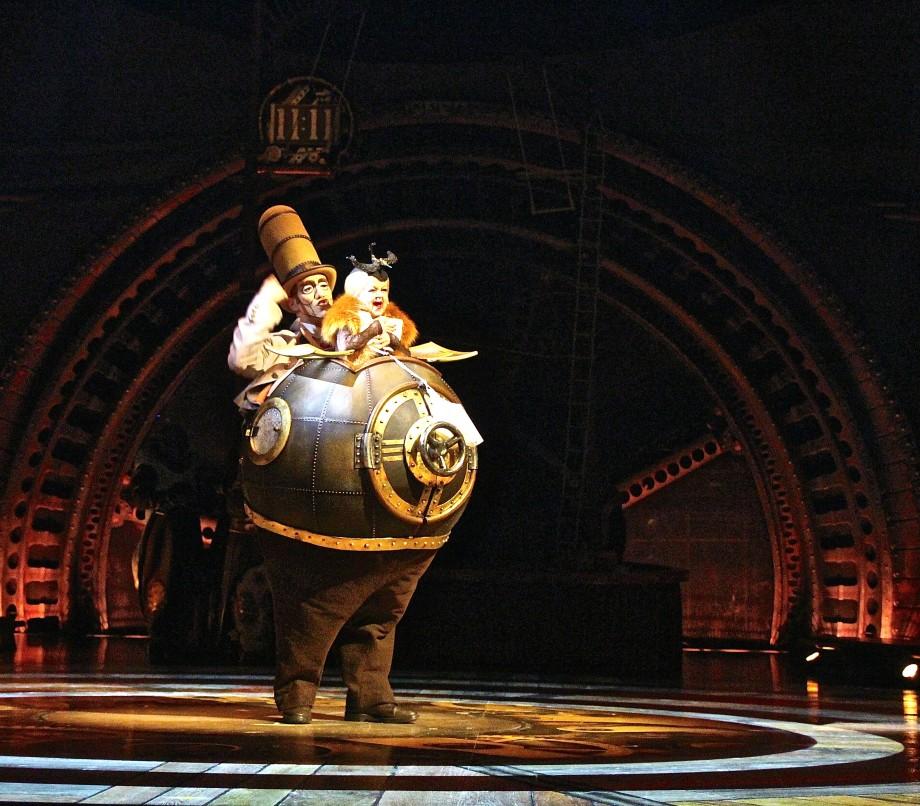 Cirque du Soleil Calgary
