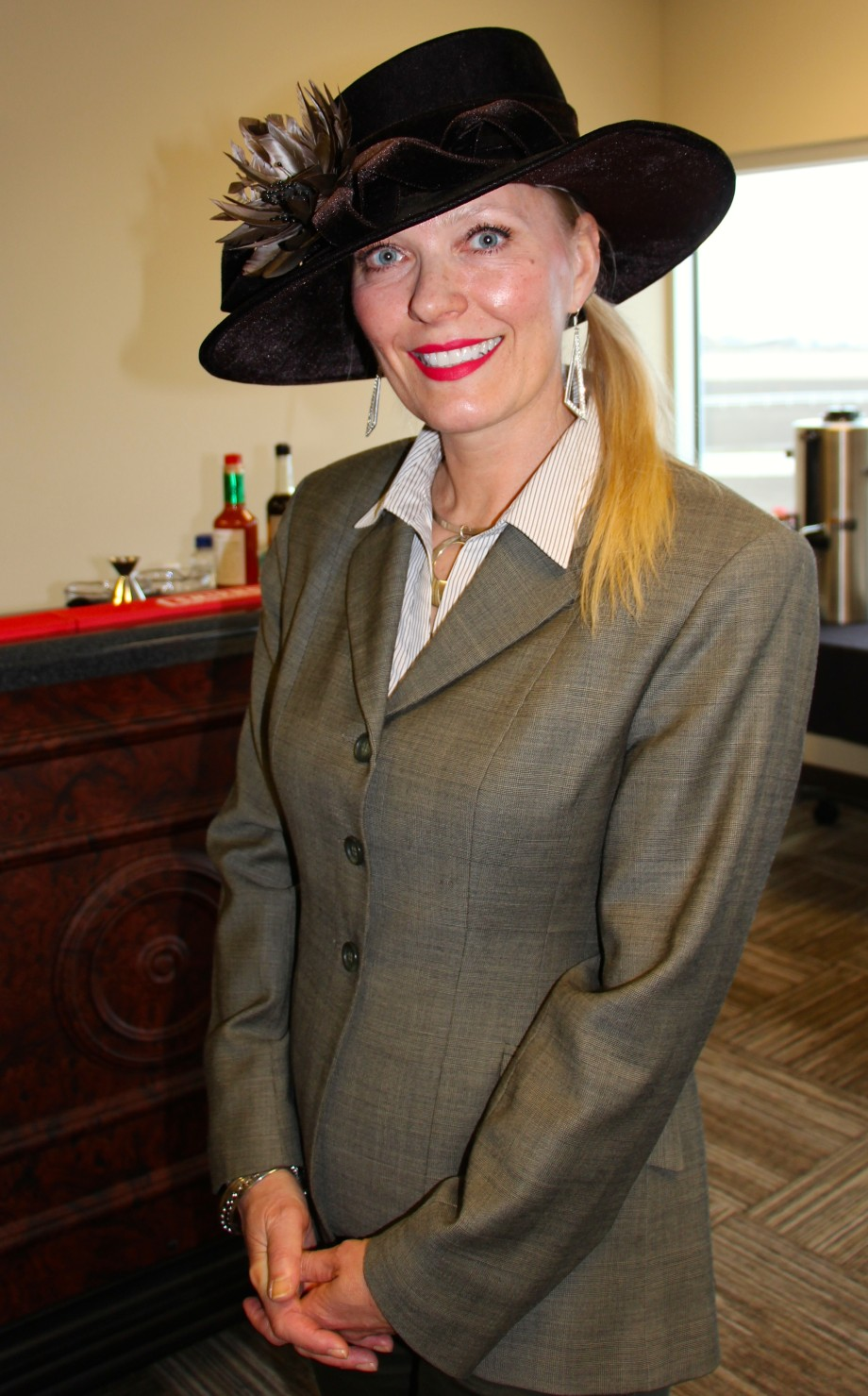 Sandra Rexilius, United Horsemen of Alberta