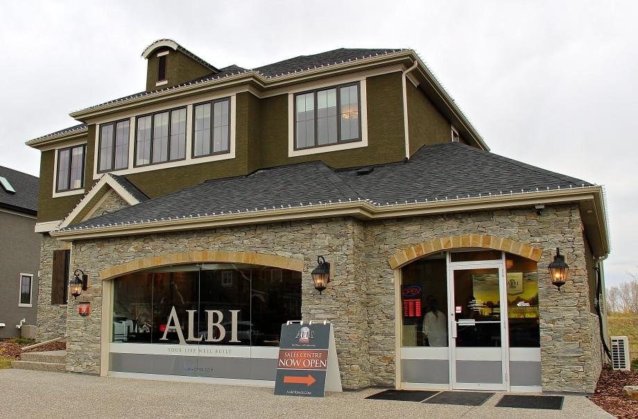 Albi Show Home, Artesia