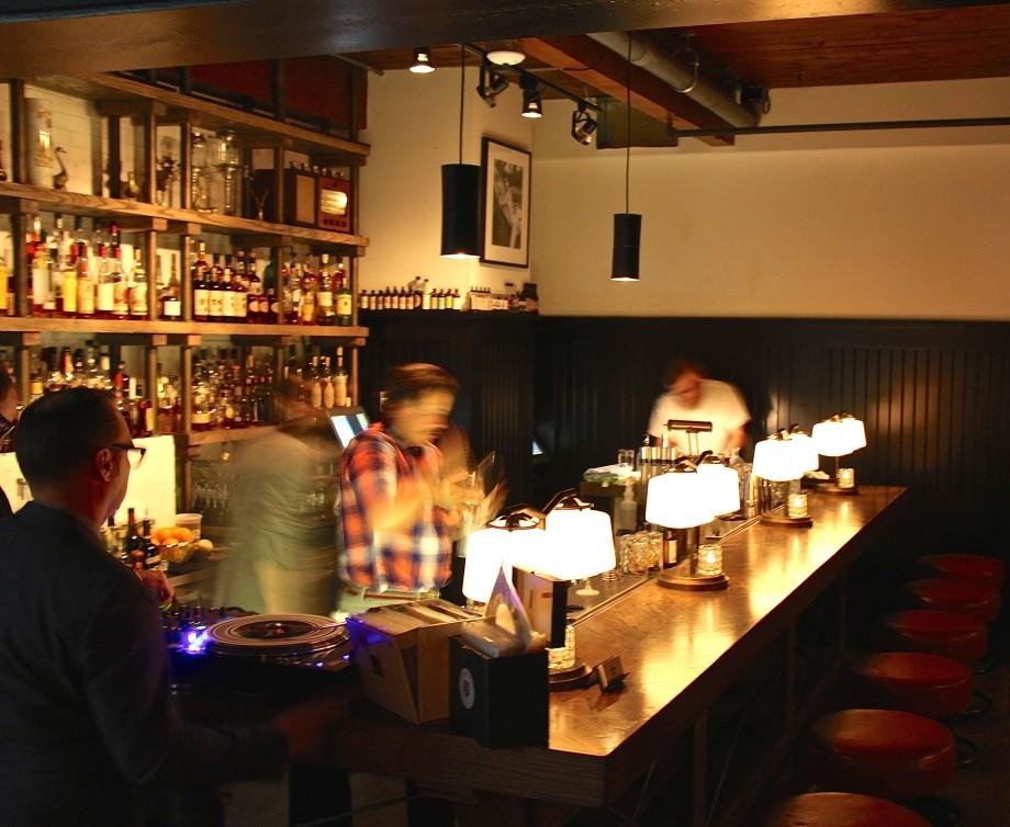 Bourbon Room Calgary