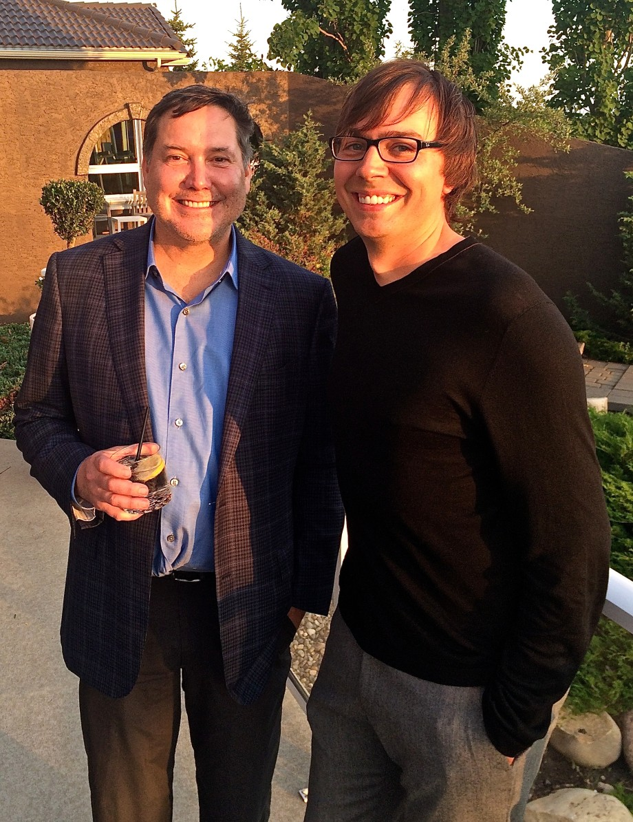 Lee Pettigrew & Brad McMeekin