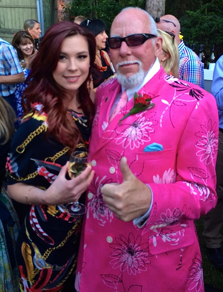 Don Cherry impersonator