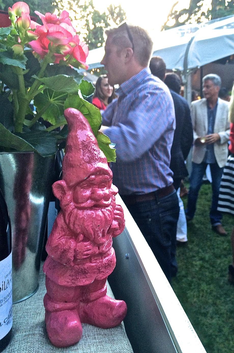 Gnome at #OMGP