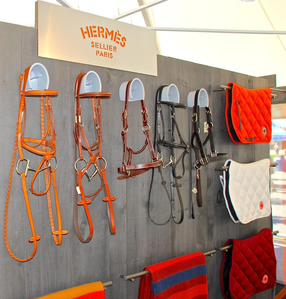 Hermes Pop-Up at Spruce Meadows