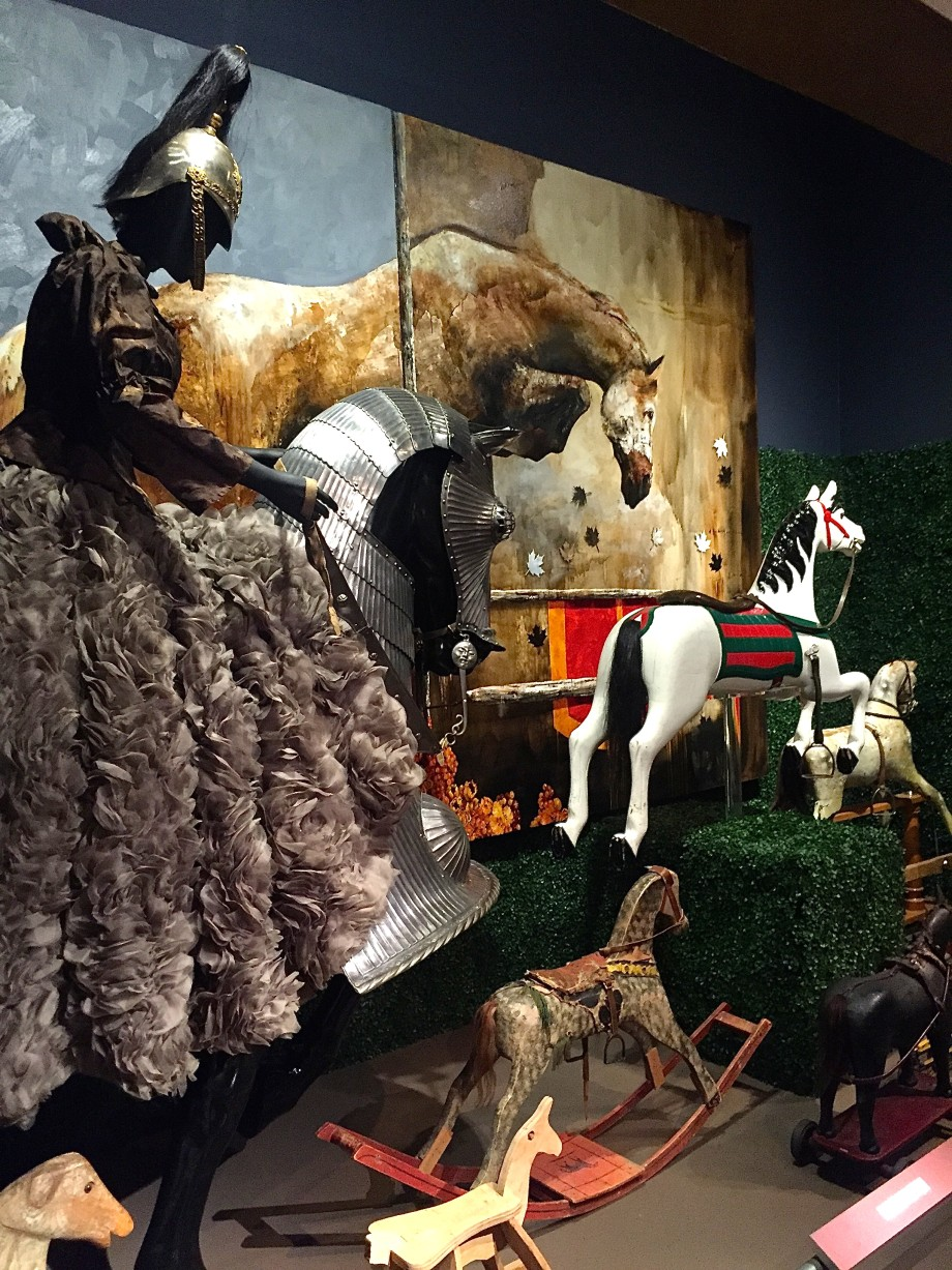 Paul Hardy's Kaleidoscopic Animalia at the Glenbow