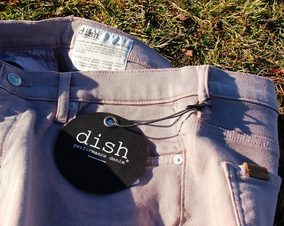Dish and Duer performance denim