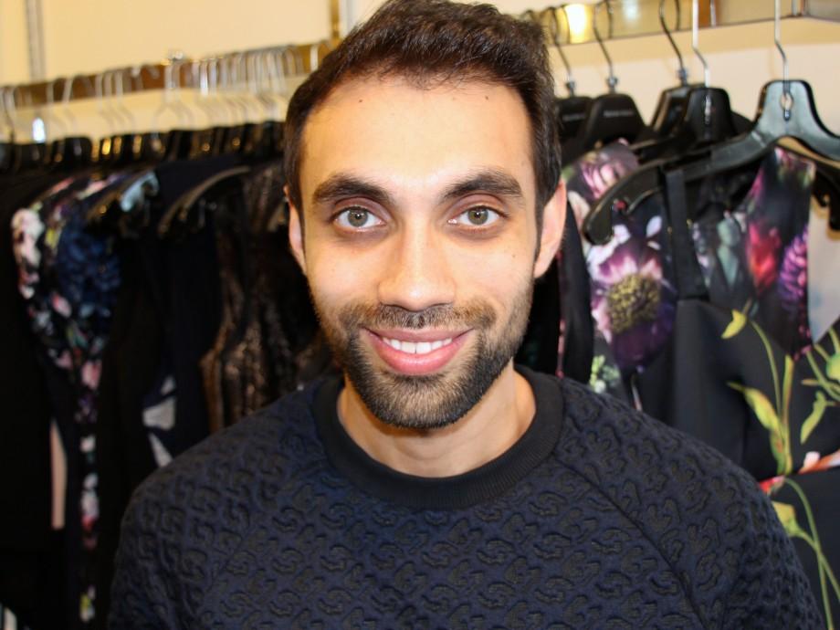 Bano eeMee designer Aleem Arif