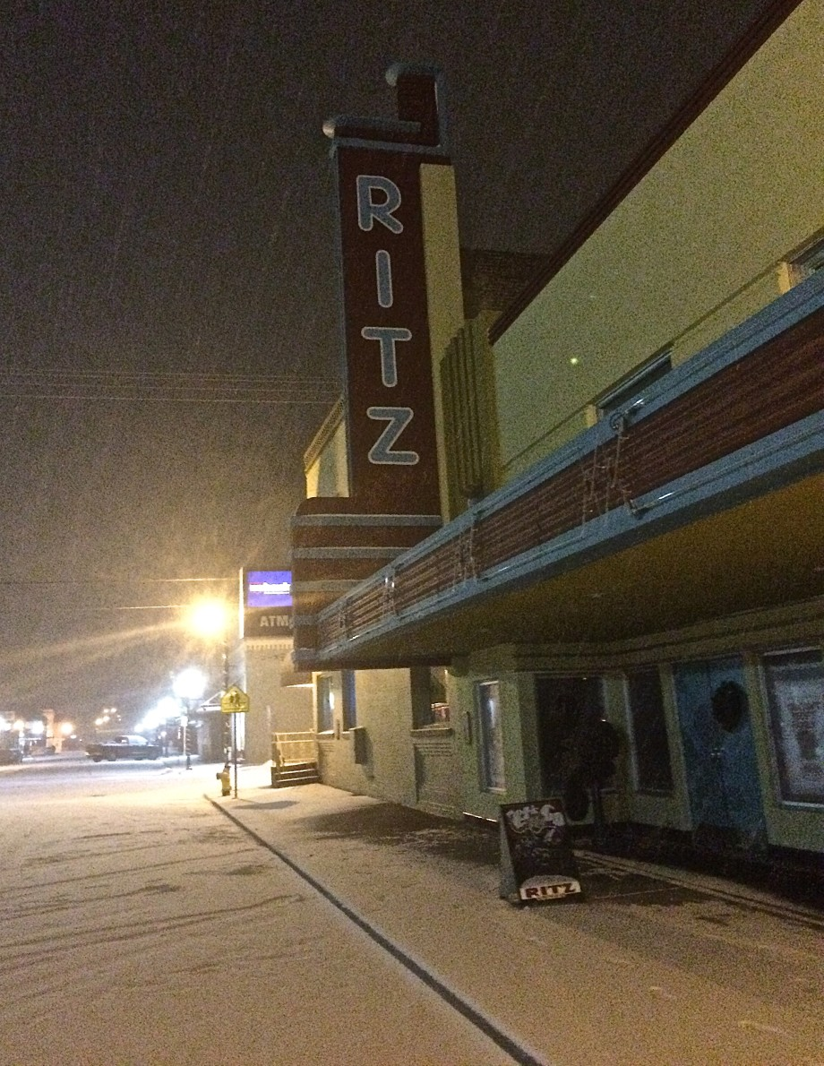 Ritz Theater, Ritzville WA