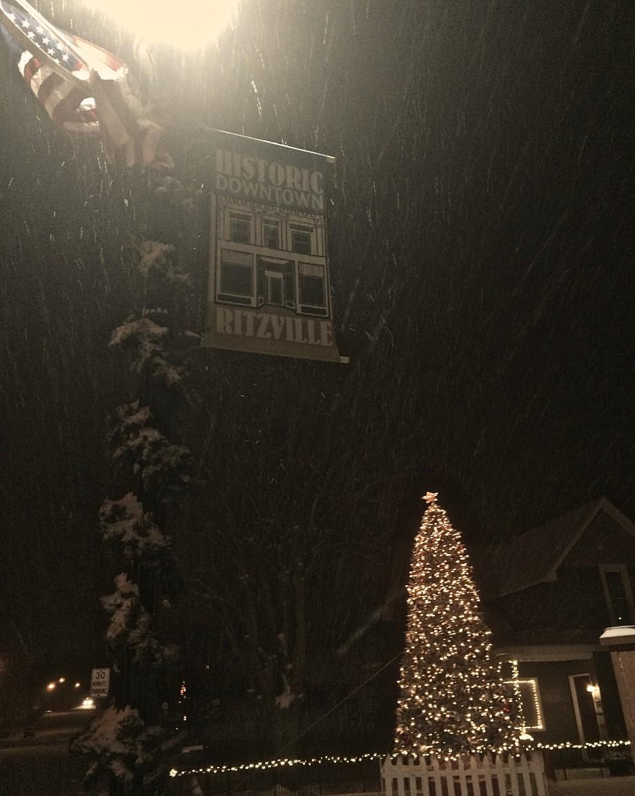 Historic Ritzville, WA