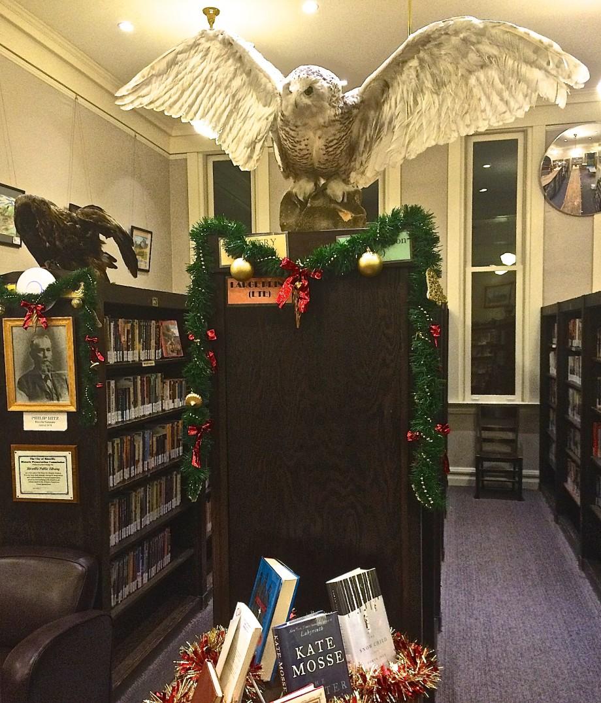 Carnegie Library Ritzville WA