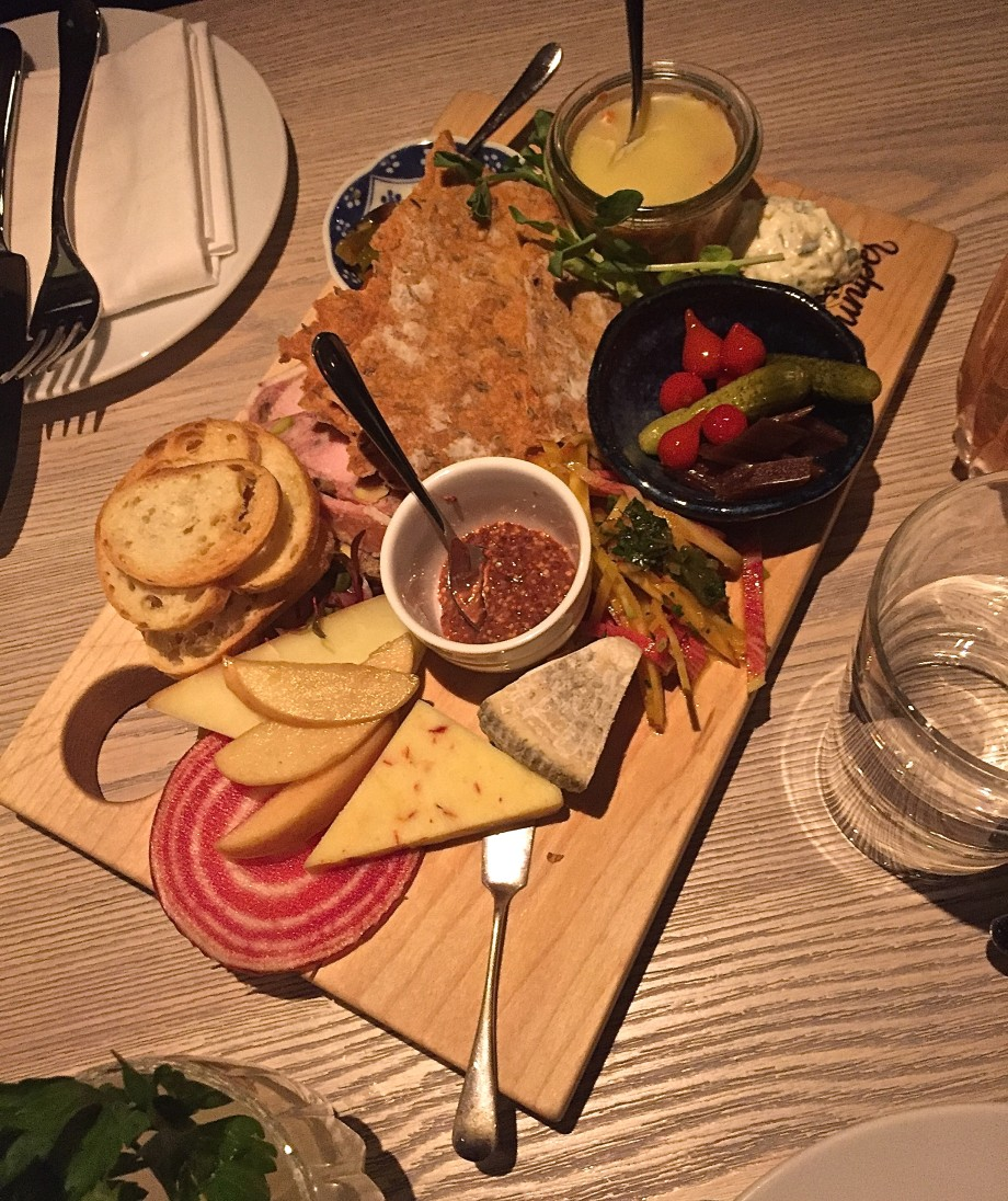 Ploughman's Platter at Juniper
