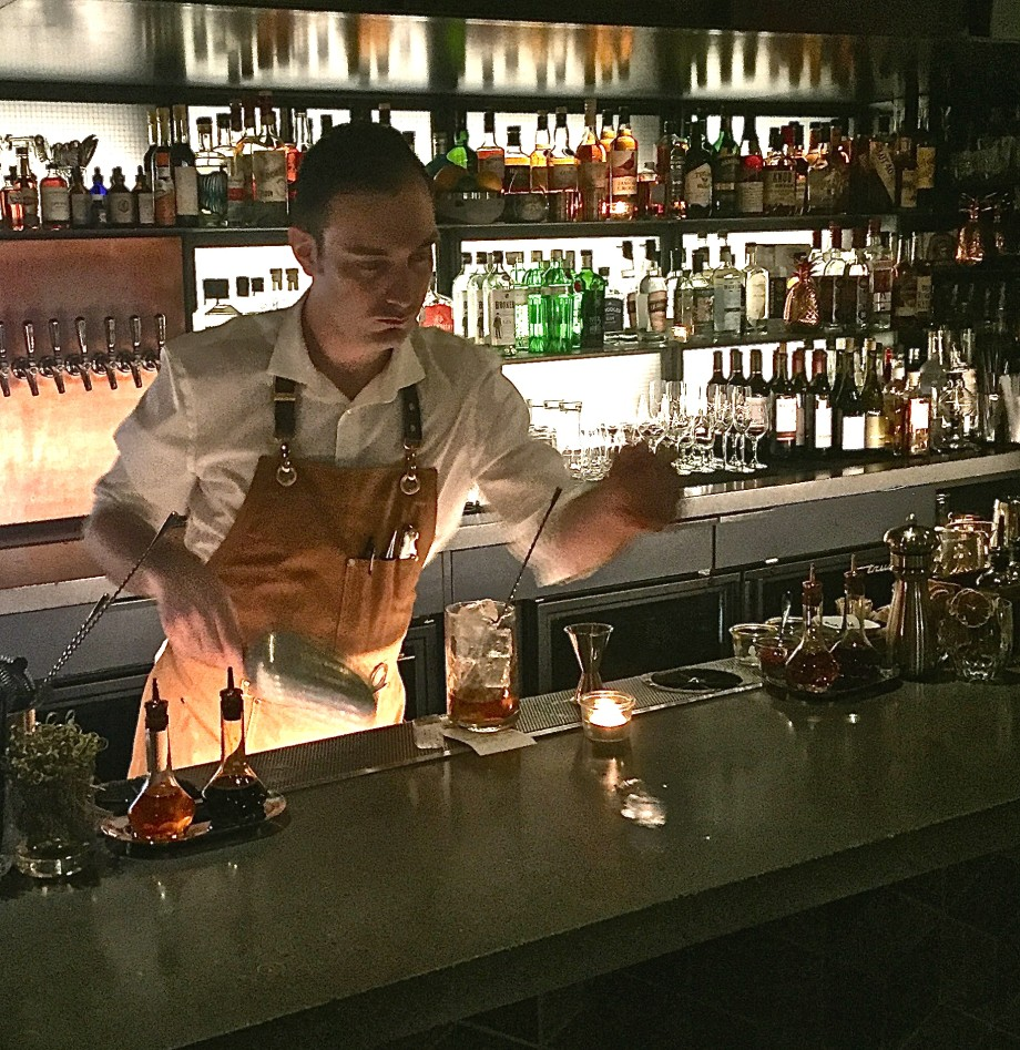 Juniper Vancouver cocktails