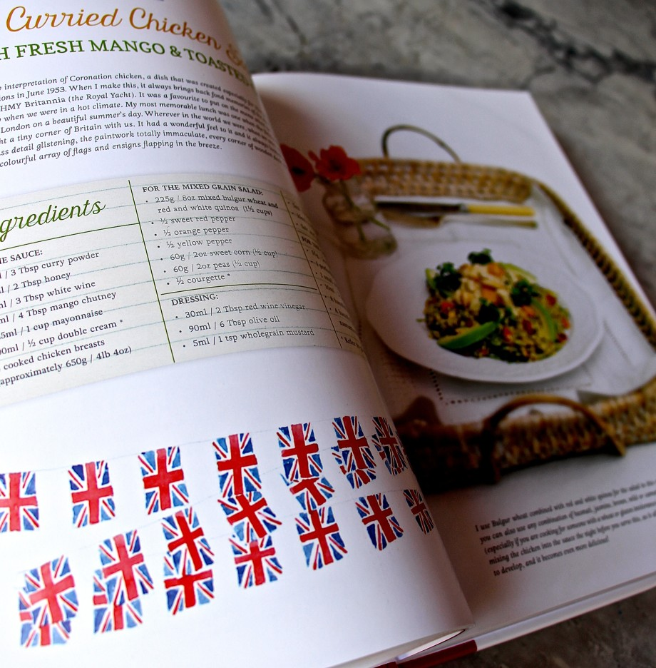 The Royal Touch cookbook