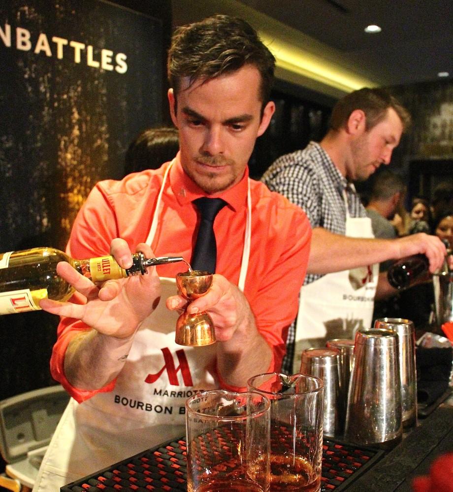 Michael Sheppard, Bourbon Battles Calgary
