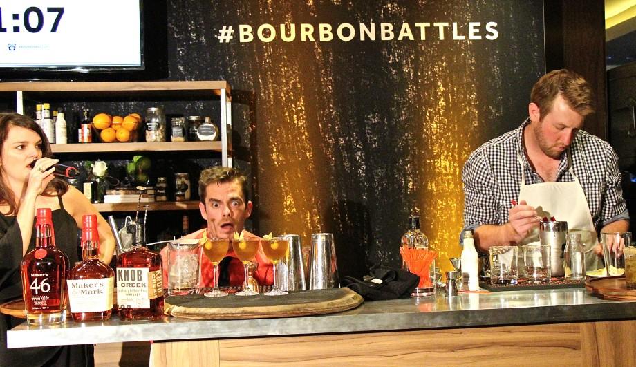 Bourbon Battles Calgary