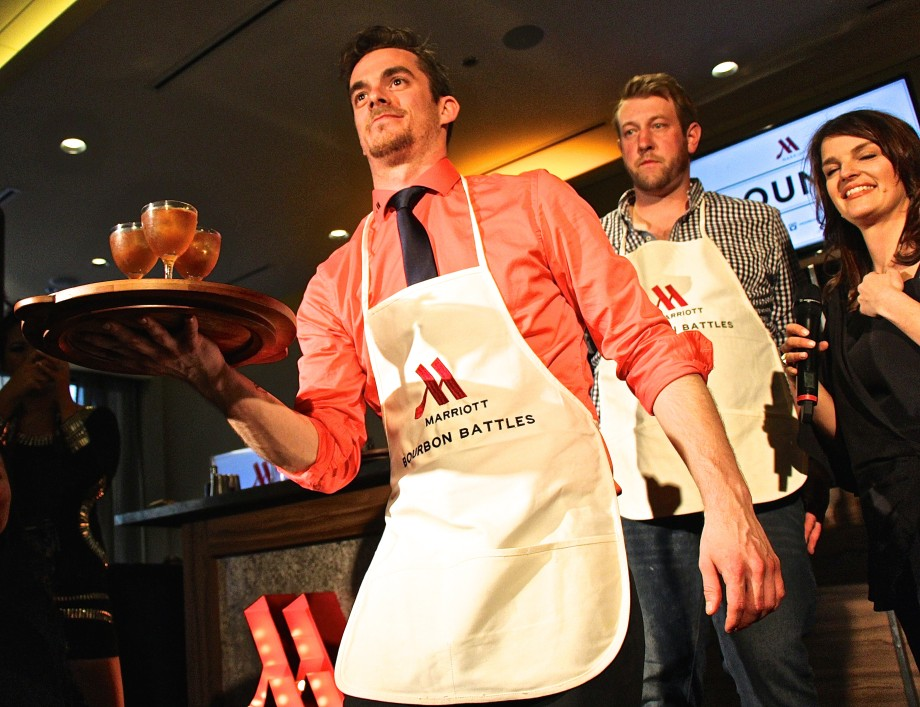 Michael Sheppard Bourbon Battles Calgary