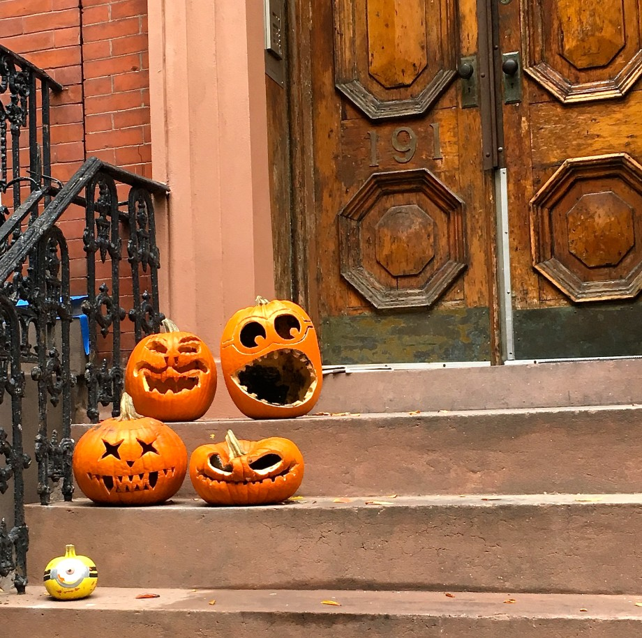 Halloween in West Village NYC