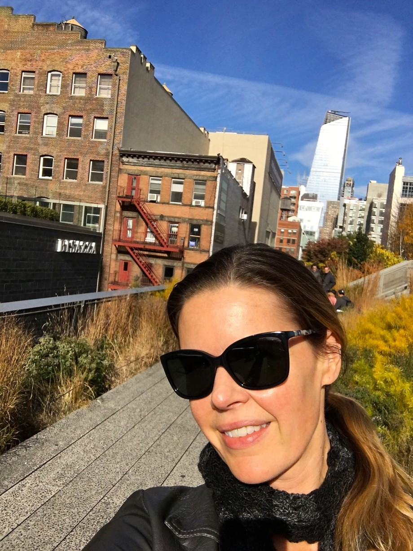 Highline Selfie