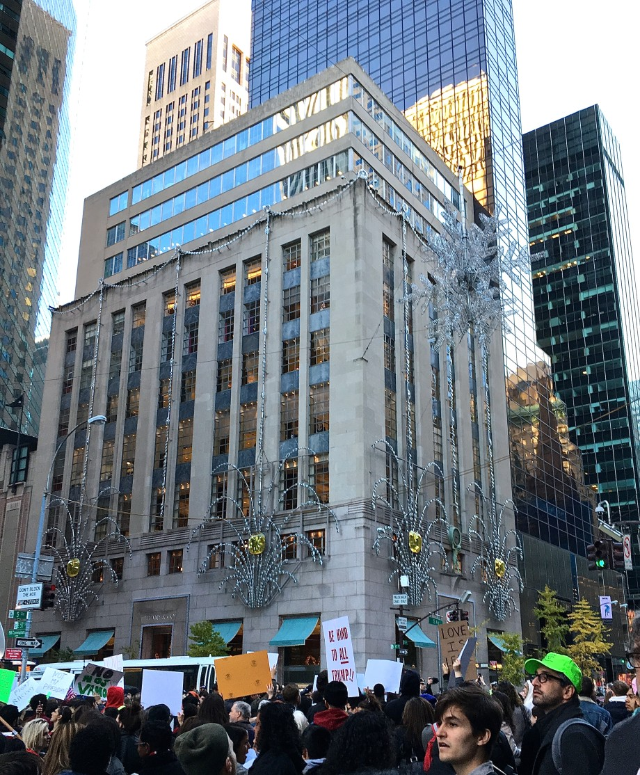 5th Avenue Protests