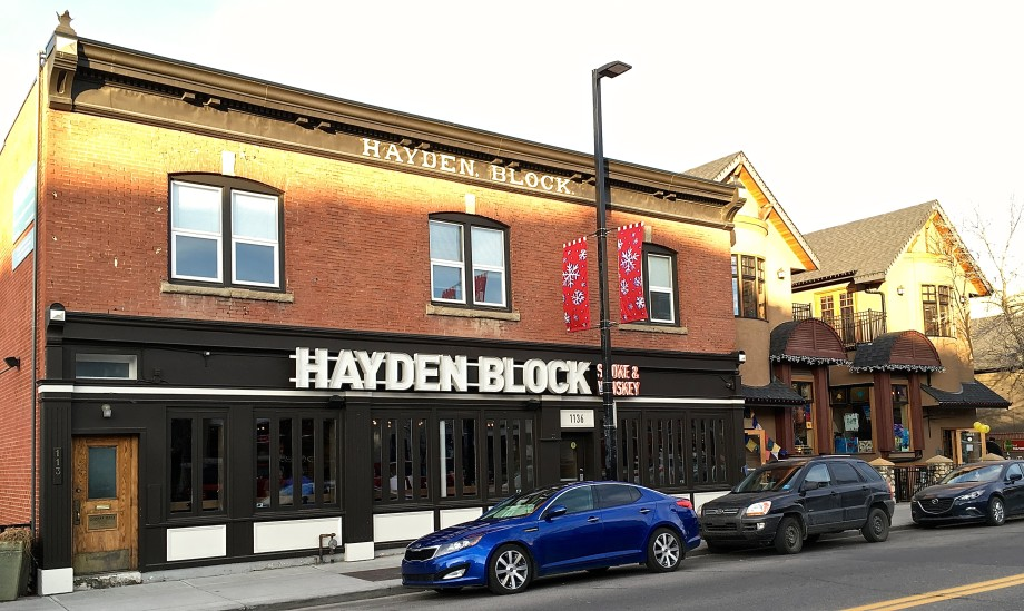 Hayden Block Brunch