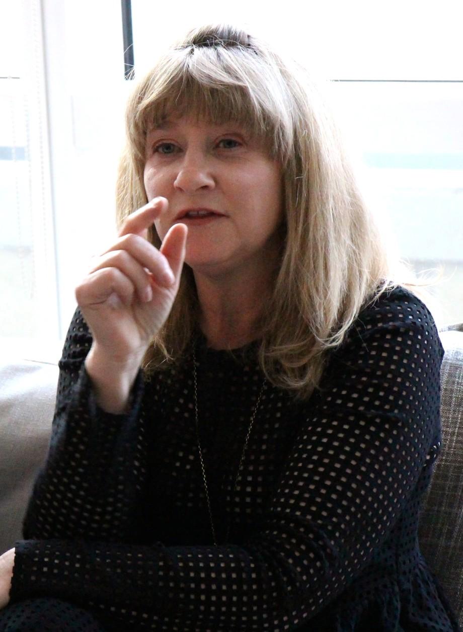 Sally Healy, Calgary Designer